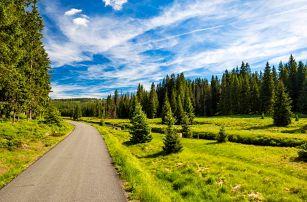 Pobyt na Šumavě s polopenzí: termíny až do září