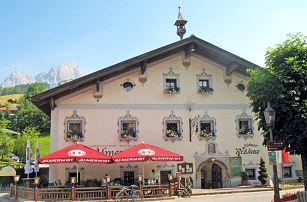 Rakouské Alpy v hotelu na jaře i v létě s polopenzí, obědovou polévkou a odpoledním zákuskem + krytý bazén
