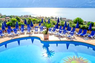 Itálie: 3–4 noci se snídaní u jezera Lago di Garda