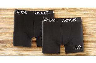 Dvojbalení pohodlných pánských boxerek Kappa