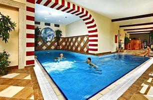 Pobyt v 5* hotelu v centru Krumlova s bazénem