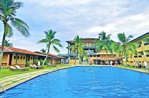 Srí Lanka, Koggala, letecky na 10 dní all inclusive