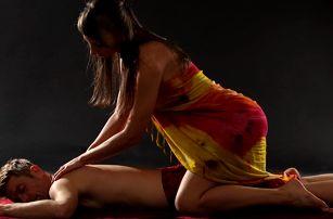 Havajská i tantrická masáž pro muže i ženy