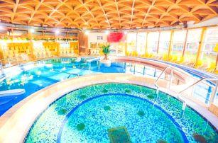 Bük: Hunguest Hotel Répce GOLD **** s polopenzí, wellness a vstupem do termálů
