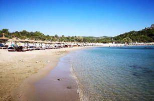 Řecko - Rhodos letecky na 9-13 dnů, all inclusive
