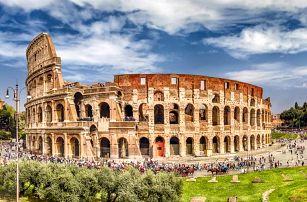 Starověký Řím pro náročné (5 dní (2x snídaně a hotel))