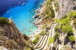 Krásy Jižní Itálie - Řím, Neapol, Vesuv, Pompeje, Herculaneum, Caserta (6 dní: 3x snídaně a hotel)