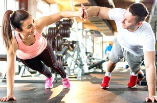 Inovativní fitness: 4 týdny intenzivních tréninků