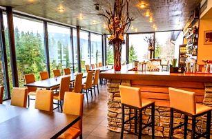 Nízké Tatry v Hotelu Ostredok *** s wellness, polopenzí a Liptov Region Card