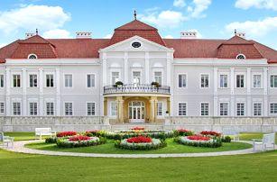 Pohádkový pobyt na slovenském zámečku s wellness