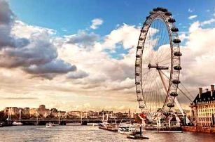 5 denní Londýn s návštěvou Leeds Castle, útesů Seven Sisters a Brightonu