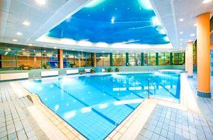 Krakov: Hotel Orient **** blízko centra s bazénem, vířivkou a polopenzí