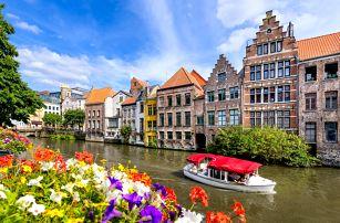 Belgie plná překvapení | 2 noci se snídaní | 5denní poznávací zájezd do Belgie