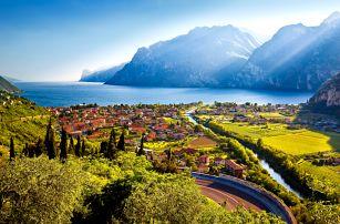 Přírodní krásy v okolí jezera Lago di Garda s koupáním | 2 noci se snídaní | 5denní poznávací zájezd do Itálie