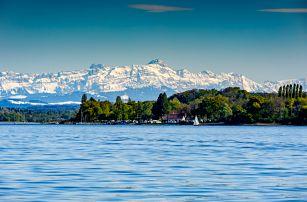 Krásy v okolí Bodamského jezera a bohatství pod alpami | 2 noci se snídaní | 5denní Švýcarsko