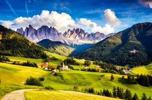 Cortina, Bolzano, Marmolada   2 noci se snídaní   5denní poznávací zájezd do Itálie