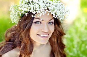 Jarní relaxační kosmetické ošetření s masáží