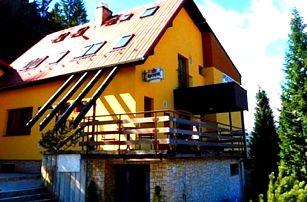 Pobyt v Beskydech pro dva v penzionu Na Lůkách,olopenze, vstup do sauny, sleva na masáže.