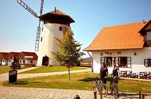 Víkend na Slováckém mlýně pro dva