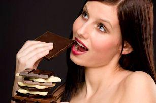 Degustace čokolády pro 2 s dárkem