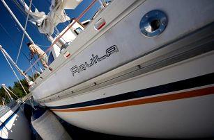 Pobyt na jachtě
