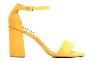 Dámské žluté sandály Niga 6266