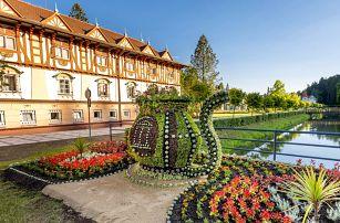 Jaro v Luhačovicích: wellness, masáž a polopenze