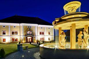 Relax na Plzeňsku: polopenze i privátní wellness