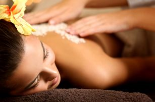 Rozmazlení na jarní dny: masáž dle výběru z 5 druhů