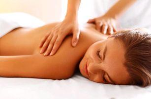 Kombinace masáží pro ženy, výběr z 5 druhů