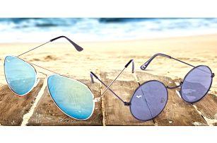 Sluneční brýle Pilot a Lennon pro dámy i pány