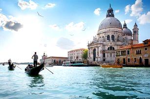 Itálie - Benátky autobusem na 4 dny, snídaně v ceně
