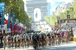 Zájezd na Tour de France