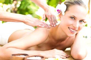 Thajská masáž v luxusním salonu Diamond Spa