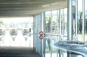 Körmend, hotel MJUS World resort & Thermal Park**** s wellness a bazény, Körmönd, Maďarsko
