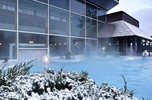 Bükfürdő, all inclusive Health Spa Hotel Bük**** s wellness s termální vodou, Bük, Maďarsko