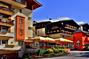 Tyrolsko s polopenzí, wellness a atrakcemi zdarma