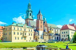 Krakov: Hotel v historické čtvrti + snídaně a děti do 3,9 let zdarma