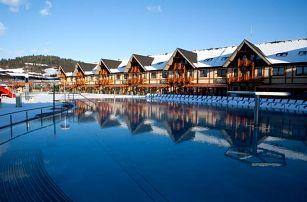 Akciový pobyt v Aquaparku Bešeňová, Nízke Tatry - Liptov