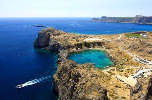 Řecko, Rhodos, letecky na 8 dní all inclusive