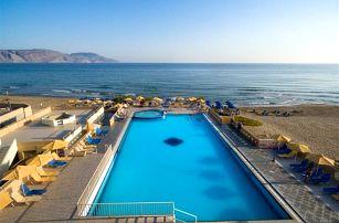 Řecko, Kréta, letecky na 12 dní polopenze