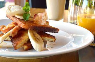 O víkendu na snídani a na vyhlídku Žižkovské věže