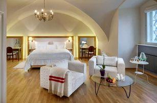 Luxusní wellness pobyt na Chateau Herálec