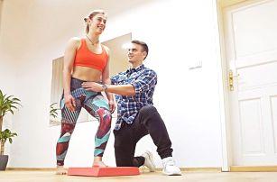 Fyzioterapie: 1 či 3 hod. individuální konzultace