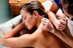 Hodinová masáž podle výběru: relaxační i tradiční