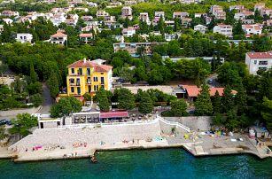 Týden v Chorvatsku | 50 m od pláže | Dítě zdarma | Autobusem | Parkování, Klimatizace zdarma
