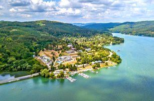 Relax u Brněnské přehrady s privátním wellness