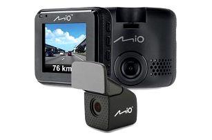 Autokamera Mio MiVue C380 Dual černá