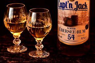 Degustace ušlechtilých rumů v Praze