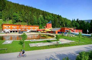 Skvělý relaxační pobyt pro dva v Hotelu Aquapark Špindlerův Mlýn